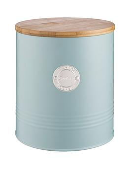 typhoon-living-cookie-storage-tin-ndash-blue