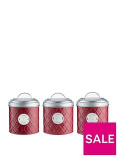 typhoon-henrik-red-tea-coffee-and-sugar-storage-canisters