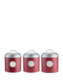 typhoon-henrik-red-tea-coffee-and-sugar-storage-canisters