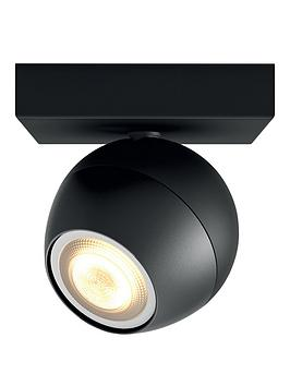 philips-hue-buckram-single-spot-black-1x55w-extension