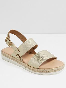 aldo-lovywien-flat-sandal-gold