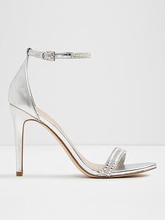 aldo-ciasa-metallic-strap-heeled-sandalnbsp--silver