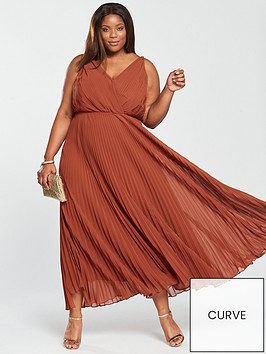 v-by-very-curve-pleated-maxi-dress-spice