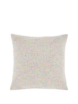 catherine-lansfield-rainbow-speckle-cushion