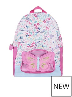 accessorize-girls-applique-butterfly-backpack