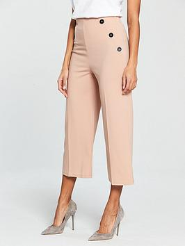 miss-selfridge-button-detail-crop-wide-leg-trouser-blushnbsp
