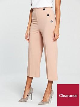 miss-selfridge-button-detail-crop-wide-leg-trouser-blushnbsp