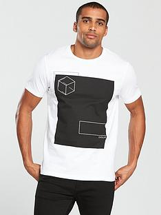 v-by-very-boxed-printed-tee