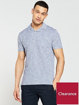 v-by-very-textured-cuban-collar-polo