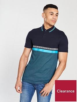 v-by-very-textured-popper-polo-shirt-navy