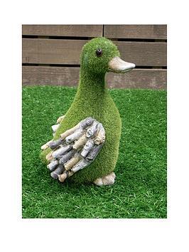 paroh-medium-flocked-duck