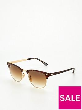 ray-ban-clubmaster-sunglasses-tortoiseshell