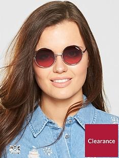 vogue-round-sunglasses-pink