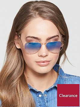 ray-ban-large-aviatornbspsunglasses-blue