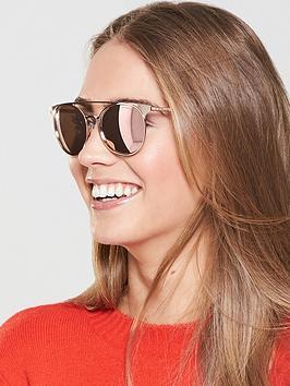 Michael Kors Grayton Sunglasses - Gold