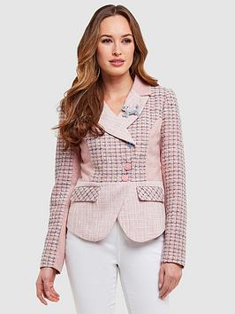 joe-browns-pretty-in-pink-summer-jacket