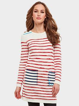 joe-browns-nautical-stripe-sweater