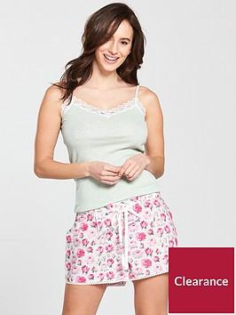 cath-kidston-belsize-bouquet-pj-shorts-set