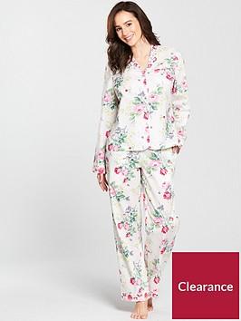 cath-kidston-belsize-bouquet-pj-set-off-white