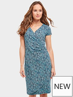 joe-browns-marvellous-mosaic-dress-blue