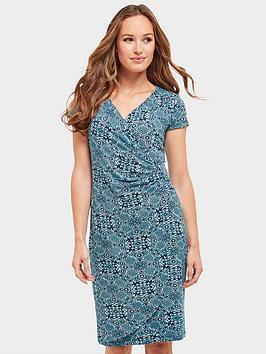 joe-browns-marvellous-mosaic-dress-blue