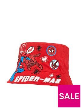 spiderman-reversible-sun-hat