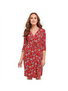 b08e1b63a61a Joe Browns Spontaneous Dress - Red