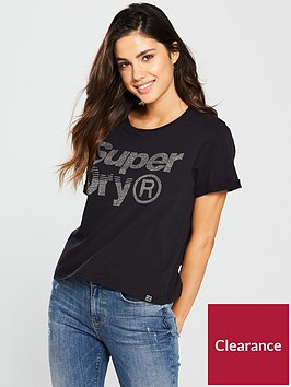 superdry-rhinestone-boxy-top-black