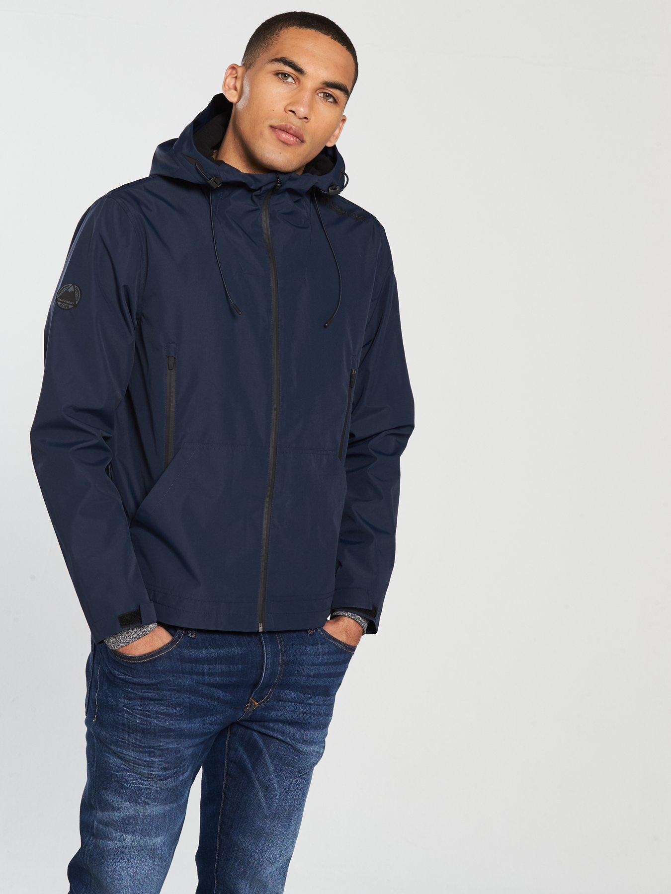 Superdry Hooded Elite Windcheater