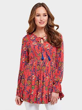 joe-browns-blouse-coral
