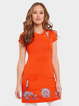 joe-browns-border-print-tunic-coral