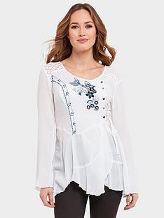 joe-browns-first-love-blouse-white