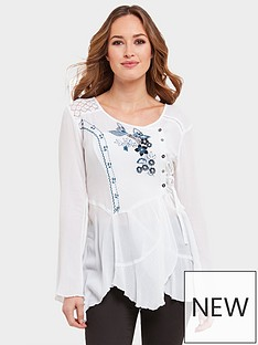 joe-browns-first-love-blouse-white