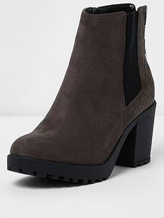 river-island-croc-ankle-boot--grey