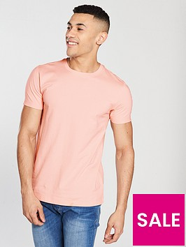 v-by-very-short-sleeve-crew-neck-tee-light-pinknbsp