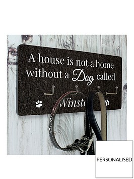 personalised-dog-lead-hanger