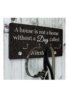 the-personalised-memento-company-personalised-dog-lead-hanger
