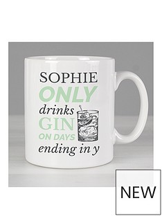personalised-gin-mug