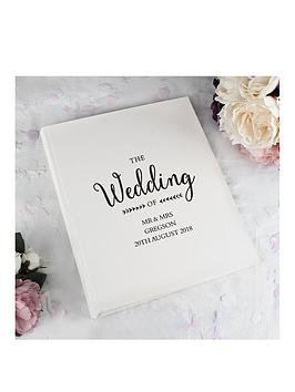 personalised-rustic-wedding-traditional-album