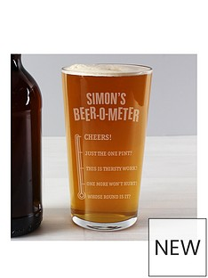 personalised-beer-o-meter-pint-glass