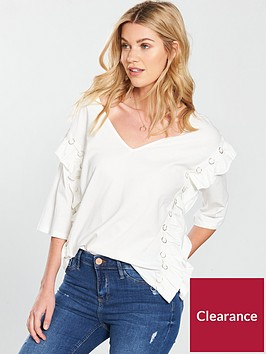 v-by-very-ring-frill-t-shirt-ivory