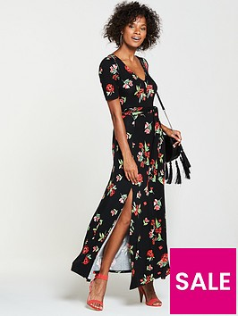 v-by-very-tall-deep-v-jersey-maxi-dress-floral-print