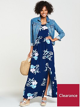 v-by-very-tall-macrame-trim-jersey-maxi-dress-blue-floral