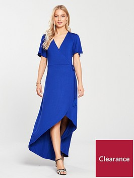 v-by-very-petite-dip-back-wrap-jersey-maxi-dress-electric-blue