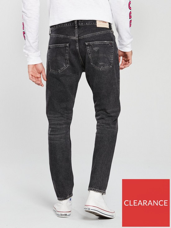 8bb0e32e ... Tommy Jeans Modern Tapered Jean - Paddock Black. View larger
