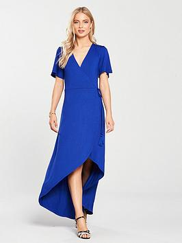 v-by-very-dip-back-wrap-jersey-maxi-dress-electric-blue