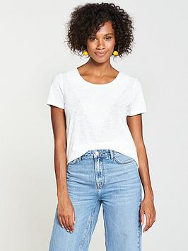 v-by-very-embroidered-insert-top-ivory