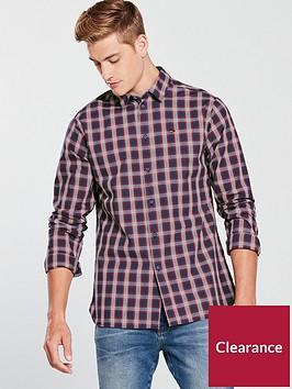 tommy-jeans-check-shirt-black-iris-lollipop