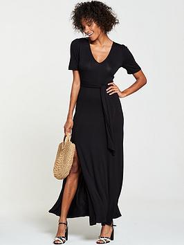v-by-very-deep-v-jersey-maxi-dress-black