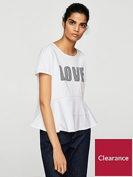 mango-love-jersey-top-off-white